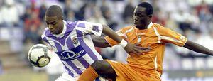 El Valladolid se atasca en un partido para olvidar