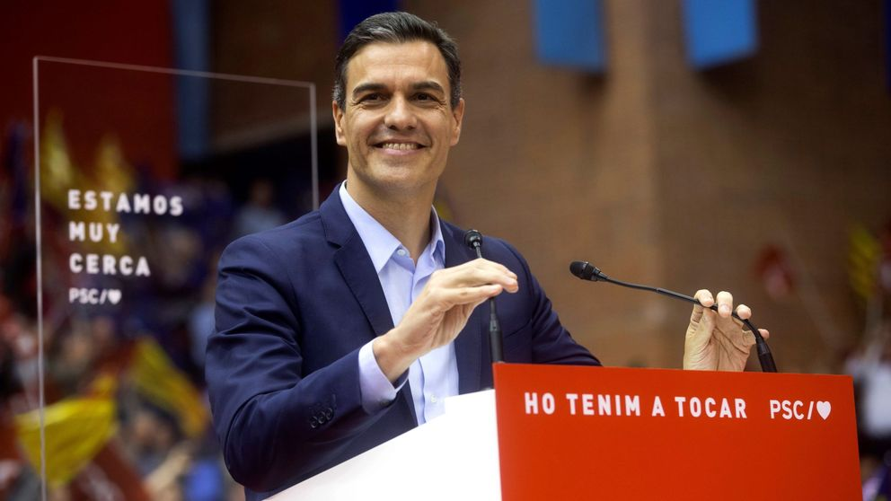 Elecciones generales: Sánchez insta a Rivera a tener una actitud constructiva tras el 28A