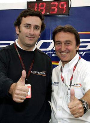 Adrián Campos inscribe a su equipo para el mundial de Fórmula 1 de 2010