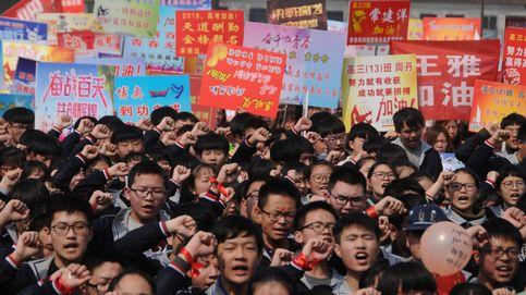 Si te escandalizan las colas en las guarderías tienes que ver lo que está pasando en China