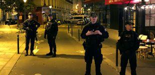 Post de Un hombre ataca con un cuchillo a varias personas en el centro del París
