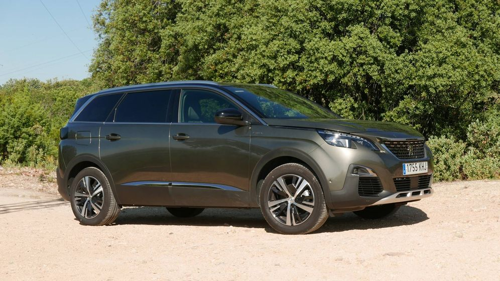 Foto: Gama SUV de Peugeot, tres tamaños y un mismo estilo