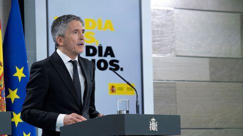 Última hora del Covid-19, en directo   Rueda de prensa telemática de los ministros Grande-Marlaska y González Laya