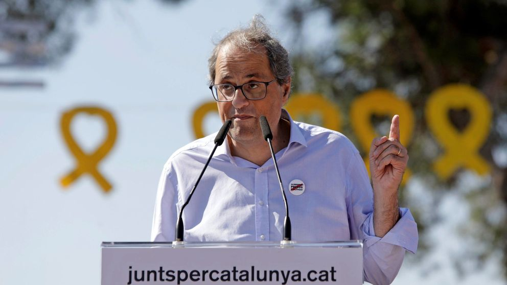 Carta a Quim Torra (me guardo lo de 'molt honorable')