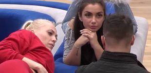 Post de Daniela y Elettra protagonizan el primer beso lésbico de 'GH VIP 5'