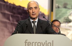 Ferrovial rebota más de un 3% tras la mejora de precio objetivo de Citi