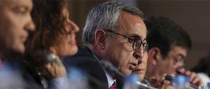 Foto: Madrid 2020 encara las dudas sobre la economía y habla de un presupuesto sólido