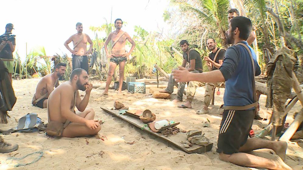 Foto: El individualismo amenaza la supervivencia en el nuevo programa de 'La isla'.