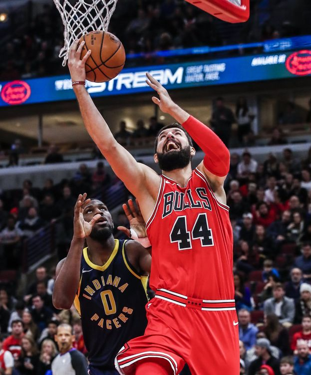 Foto: Indiana pacers at chicago bulls