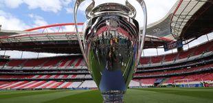 Post de Nubarrones sobre la Champions: Lisboa vuelve al confinamiento a un mes vista