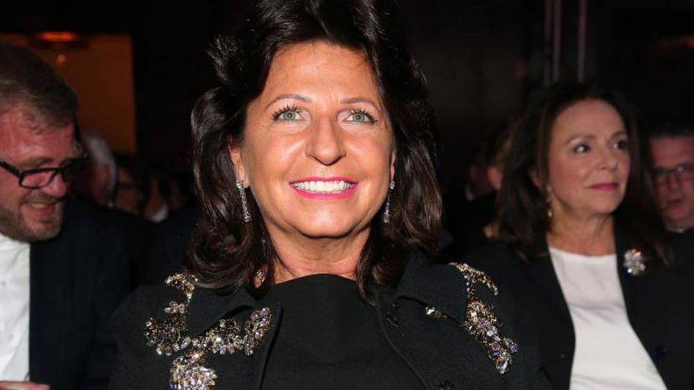 Babette Albrecht, viuda de uno de los dos herederos de Aldi.