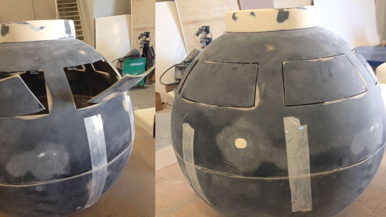 Proceso de fabricación de las bombas. (MatFiser/EL CONFI TV)