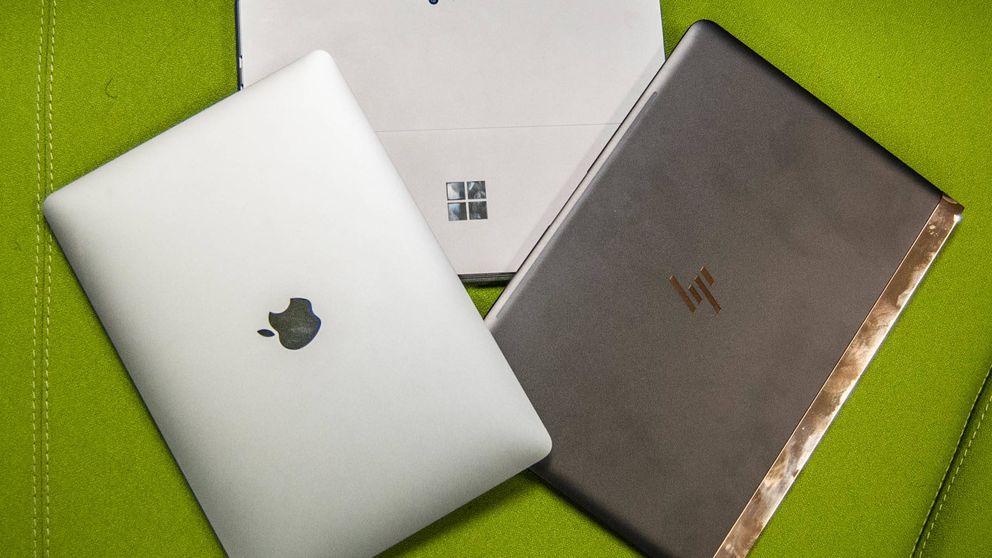 Probamos el nuevo MacBook Pro frente a sus rivales: la joya de Apple es prohibitiva
