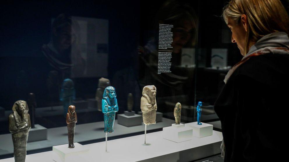 Los faraones y dioses egipcios toman Madrid