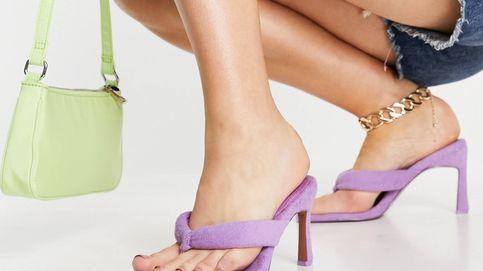Sandalias de dedo, el complemento estrella de este verano que triunfa en ventas