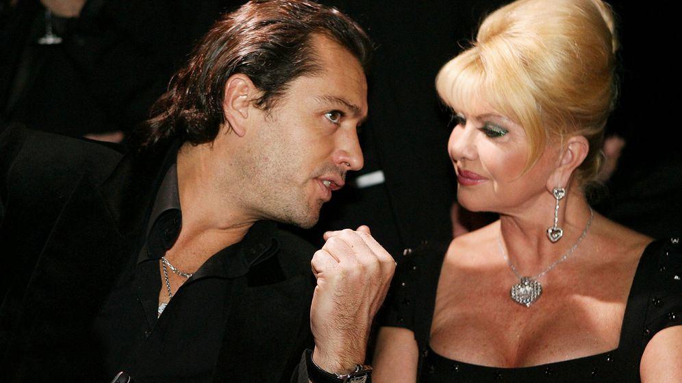 Foto: Ivana y Rossano, el amor está en el aire. (Gtres)