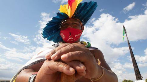 Marcha indígena en Brasil y Festival de Venecia: el día en fotos