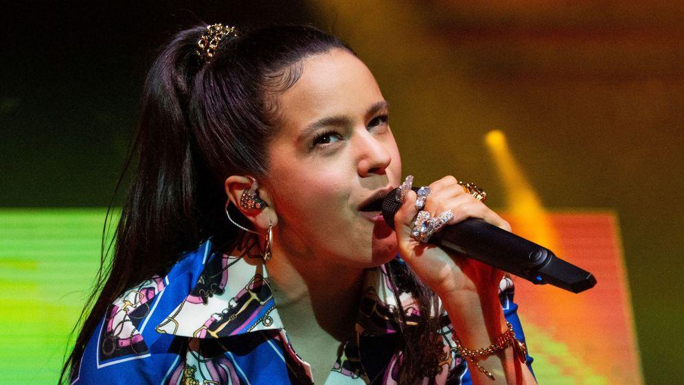 Foto: Rosalía, en una imagen de archivo. (EFE)