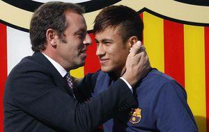 El juez no detecta irregularidades en el fichaje de Neymar por el Barcelona