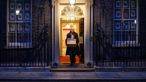 Fin de la era de Cummings: el núcleo duro del Brexit pierde la batalla en Downing St.