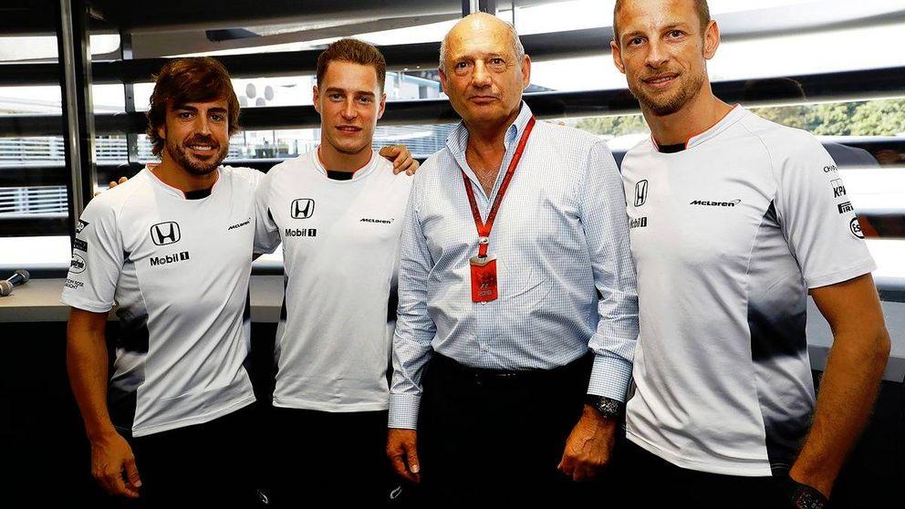 Ron Dennis y la posibilidad de que McLaren se quede sin Alonso
