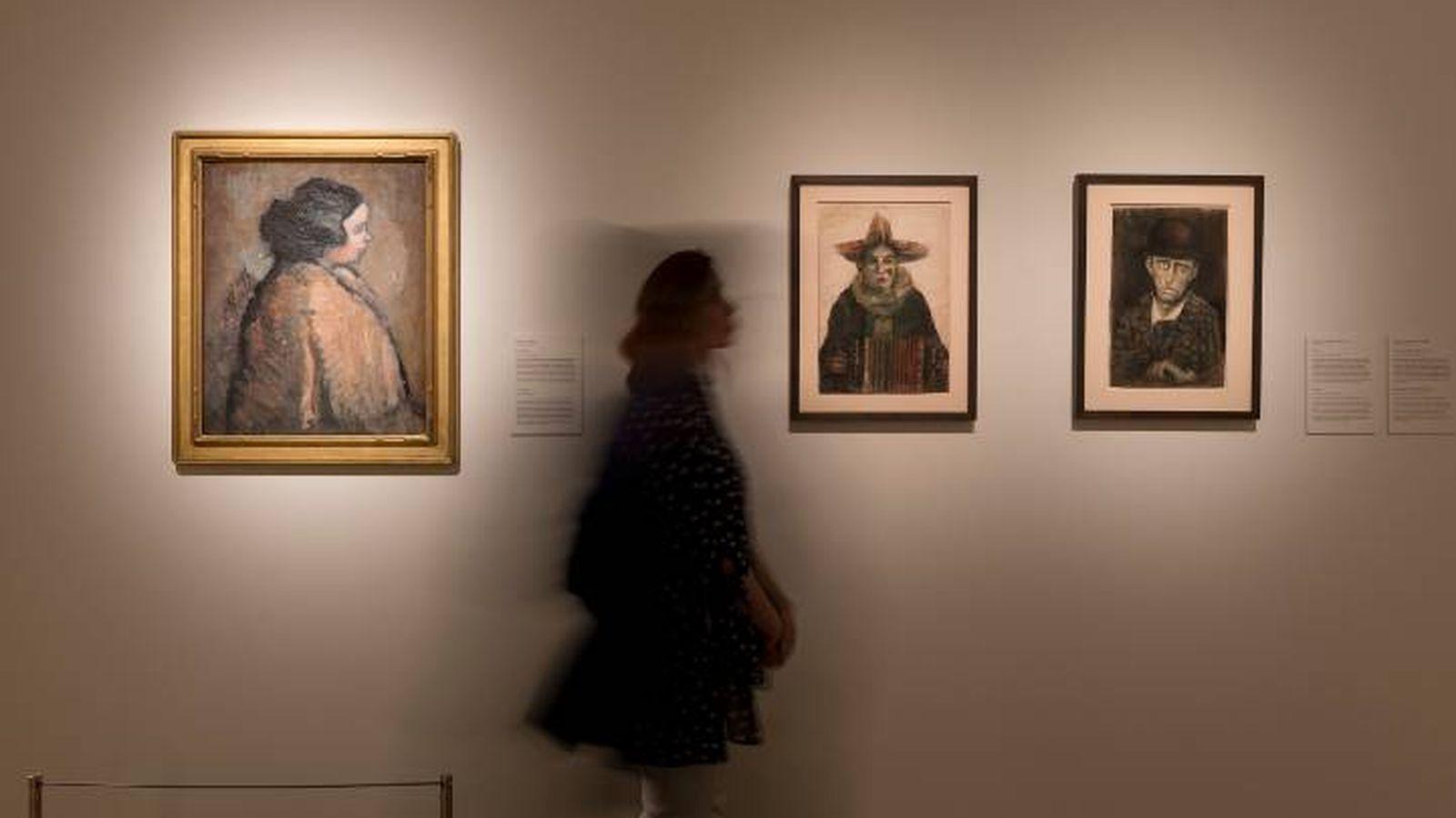 Foto: Los 'Tesoros de la Hispanic Society' están en el Museo del Prado.