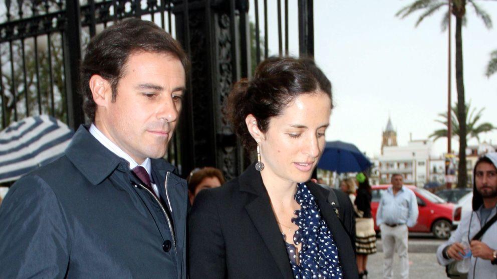 Adriana Carolina Herrera causa baja en el bautizo de la hija de Morente