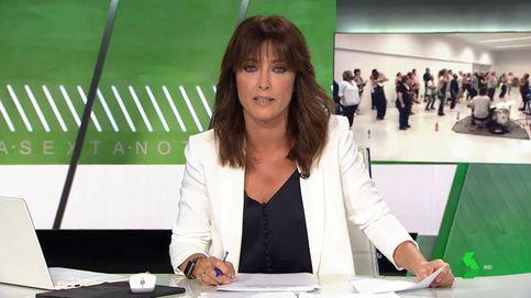 Helena Resano se reincorpora a La Sexta tras la dura situación vivida por el coronavirus