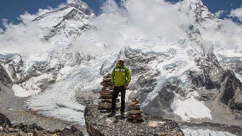 Ferran Latorre alcanza la cima del Everest y completa los 14 'ochomiles'