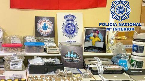 Cocaína azucarada y gominolas de THC: la mercancía que los imitadores de 'Breaking Bad' vendían por redes sociales
