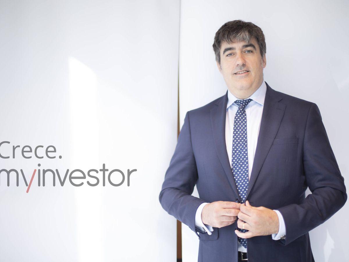 Foto: Carlos Aso, CEO de Andbank, grupo al que pertenece MyInvestor.