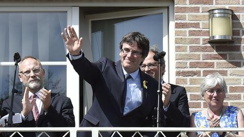 Puigdemont pone las barbas a remojar: euroorden y fuga