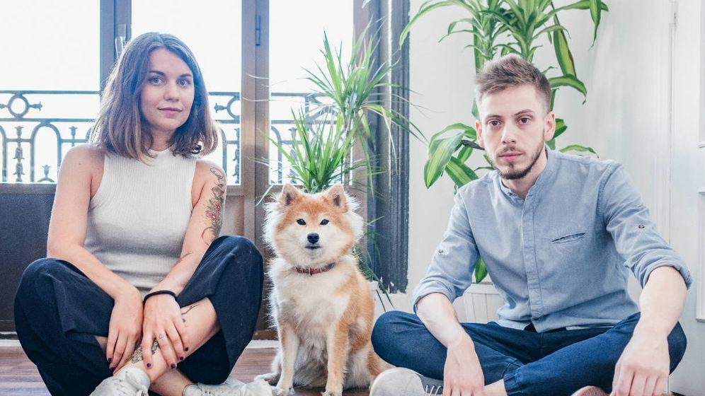 Foto: Los fundadores de Gudog, Loly Garrido y Javier Cuevas. (Imagen cedida)