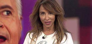 Post de María Patiño se despacha a gusto contra Carmen Borrego: