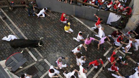 El alcalde de Pamplona no renunciará a aplicar antideslizante en los encierros