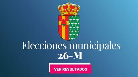 Resultados de las elecciones municipales 2019 en Getafe