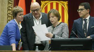 Rebelión catalana y buenismo legislativo
