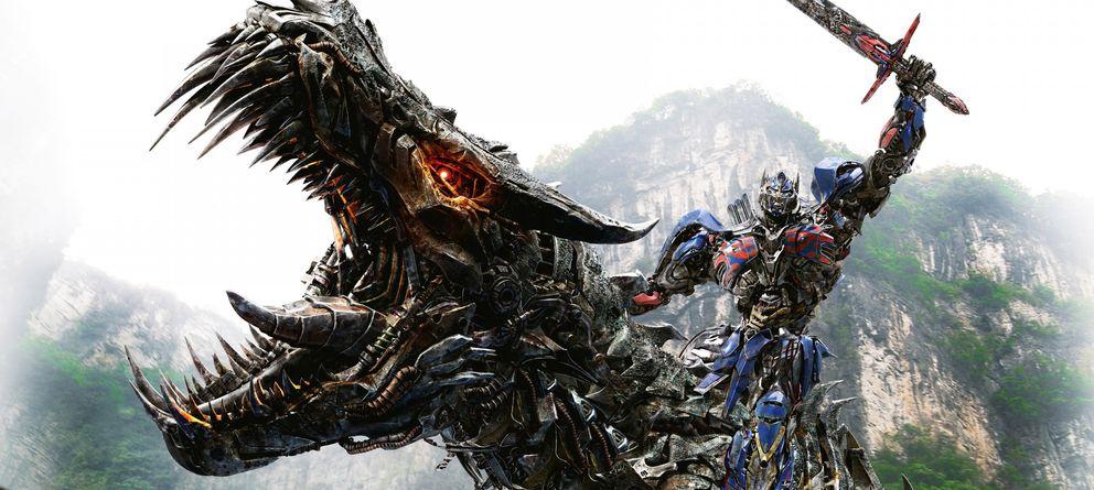 Foto: Fotograma de 'Transformers: la era de la extinción'
