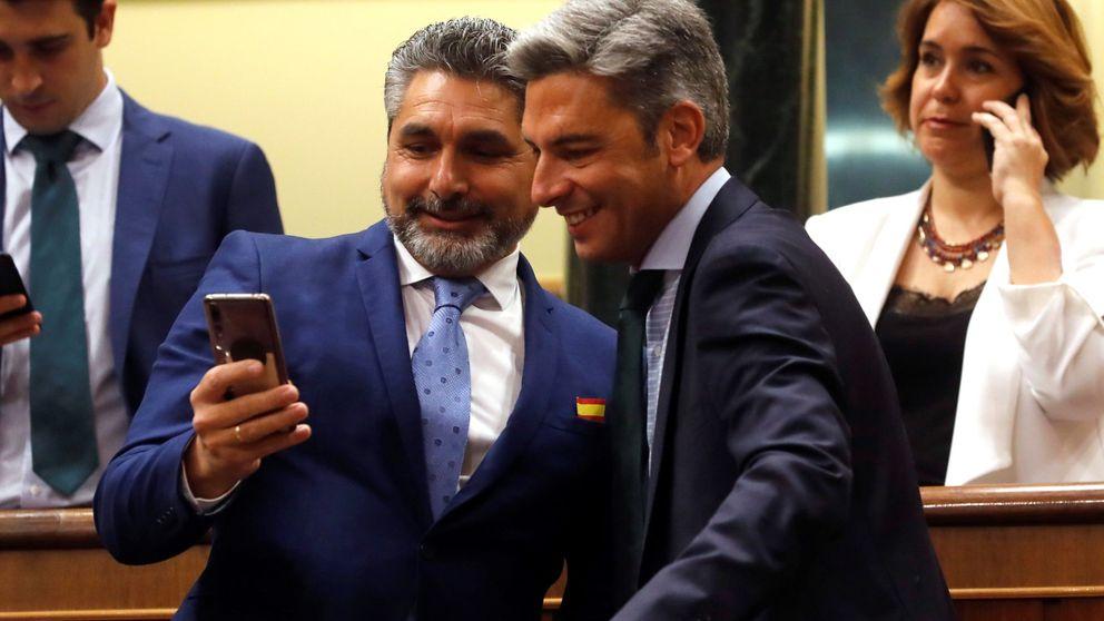 Cortés, contra el PP: Si Moreno quiere alardear de gran líder... es mérito de Vox
