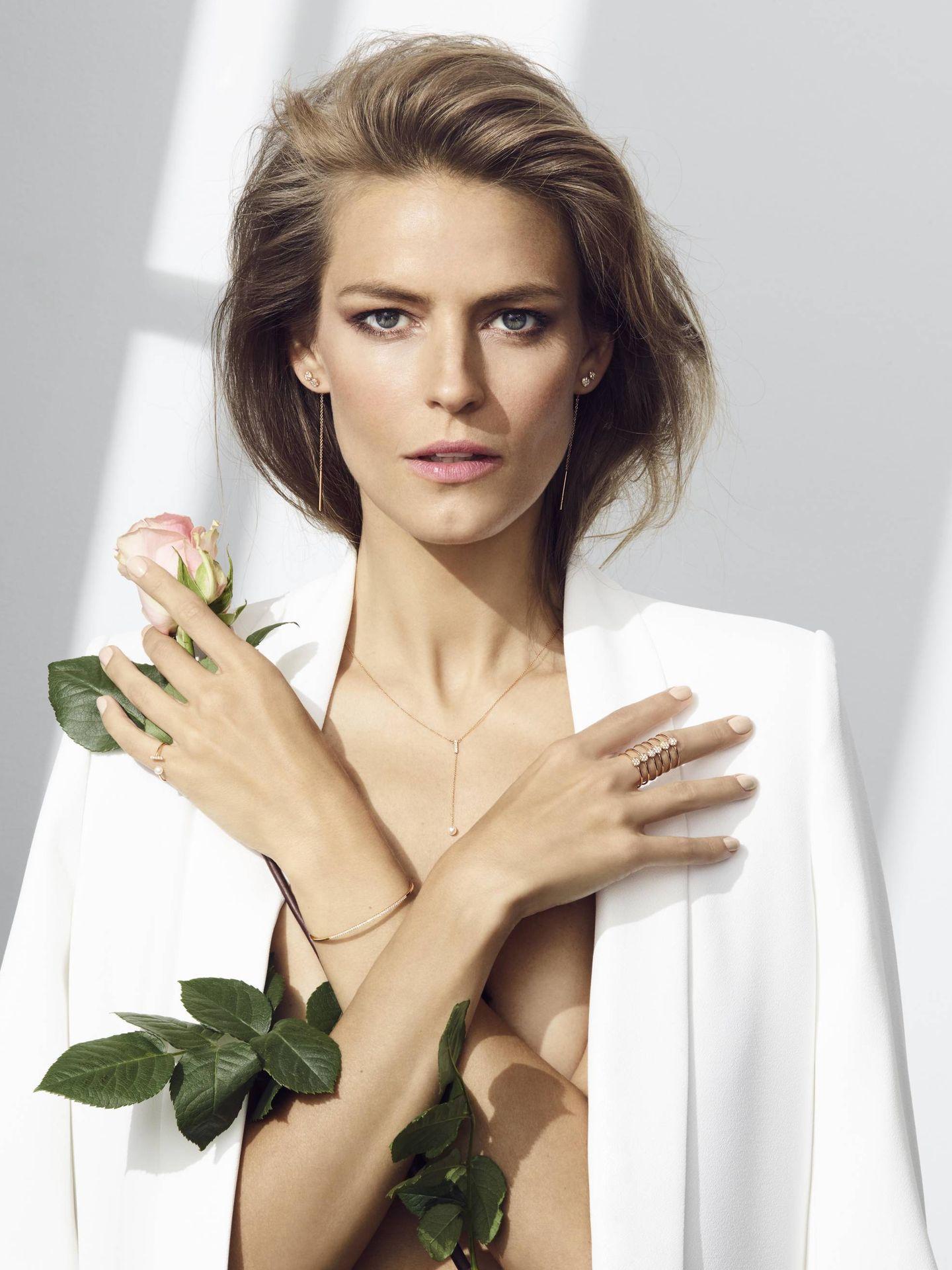 El minimalismo de los diseños de Gold & Roses. (Cortesía)