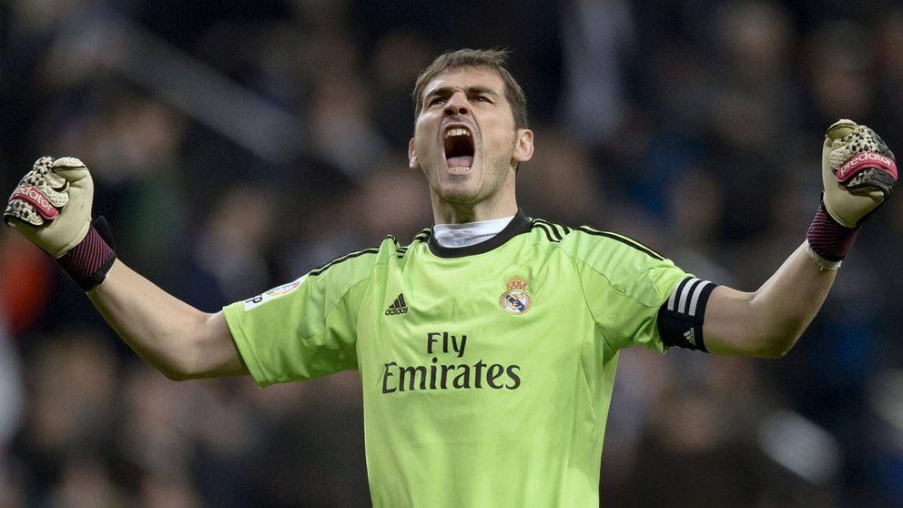 Casillas ya es leyenda: hoy será el segundo futbolista español en jugar 1.000 partidos