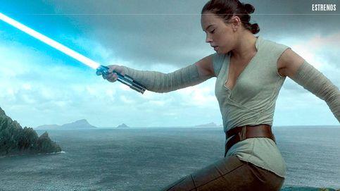 'Star Wars: Los últimos Jedi': a los sables láser se les acabó la batería