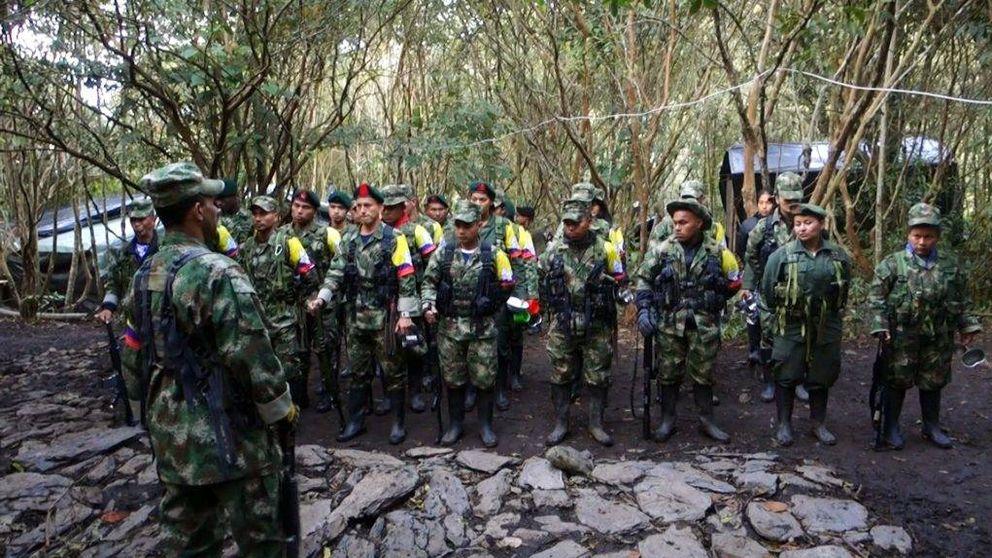 Así afrontan las FARC sus últimos días como guerrilleros