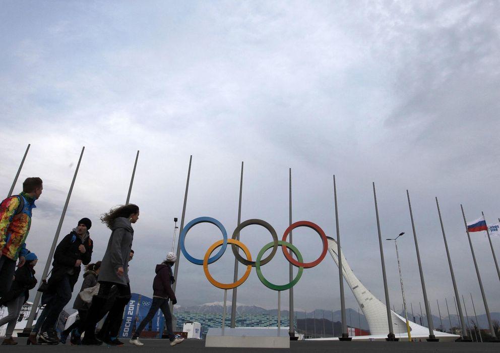 Foto: La Villa Olímpica tendrá una gran seguridad  (Reuters).