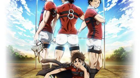 Oliver y Benji vuelven jugando al rugby: Japón se vuelca con su nueva pasión