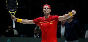 Post de La ovación a Rafa Nadal y por qué su tenis le enseña el camino a España en la Davis