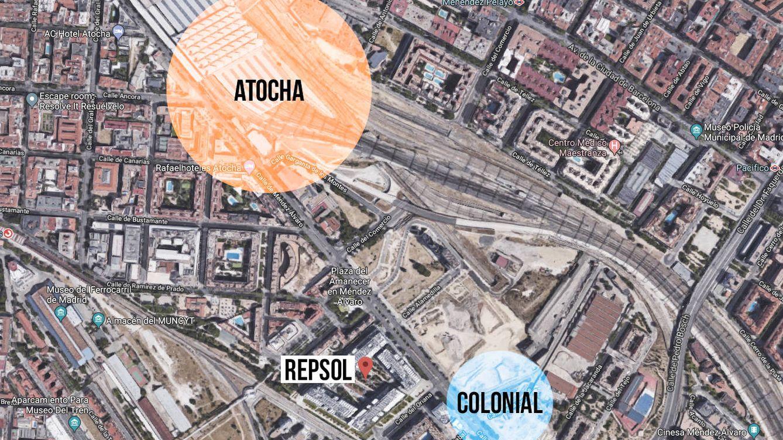 Colonial prepara la mayor operación de suelo de oficinas desde las Cuatro Torres