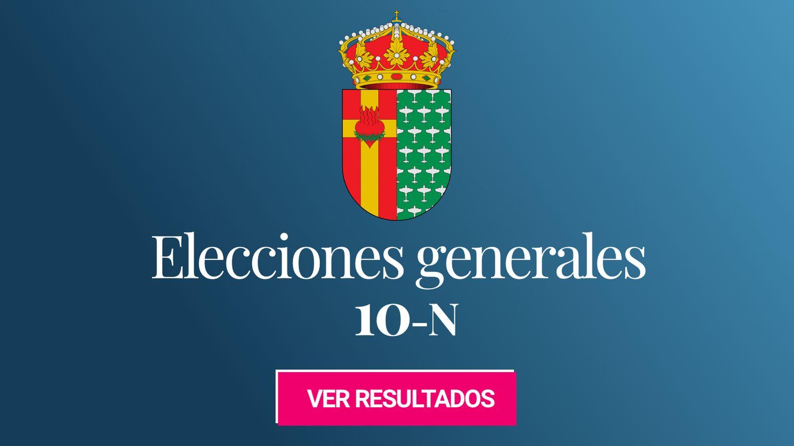 Foto: Elecciones generales 2019 en Getafe. (C.C./EC)