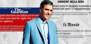 Post de La prensa internacional destaca la irrupción de la extrema derecha y la inestabilidad