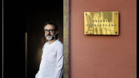 Bottura, chef  de la Osteria Francescana: Mi padre quería que fuese abogado